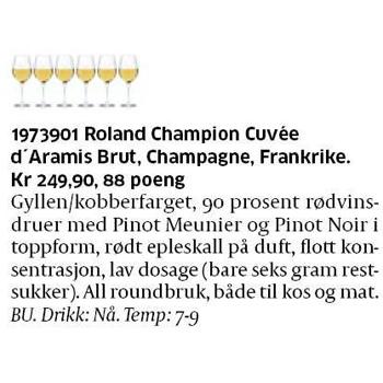 Roland ChampionAramis