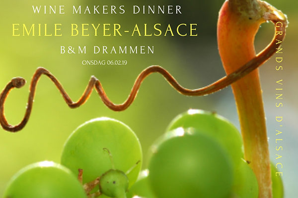 Wines Alsace